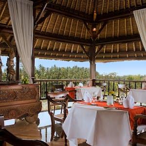 Bali hoteller Kamandalu Resort & Spa