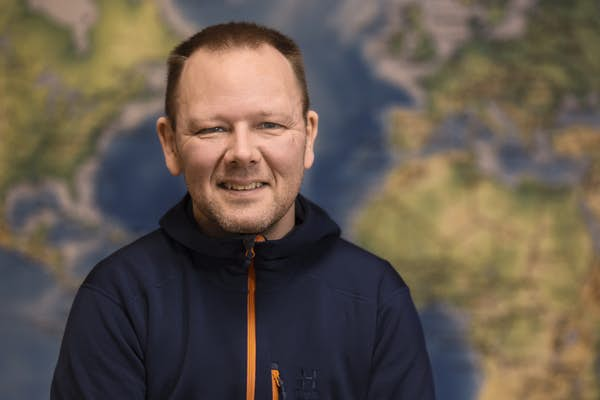 Thomas Lyhne Rejsekonsulent