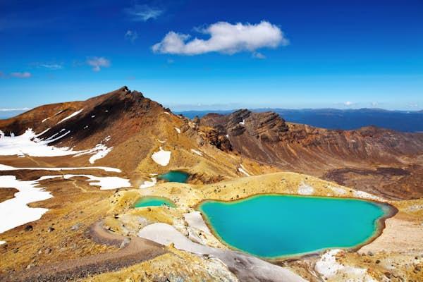 New Zealand udflugt Tongariro
