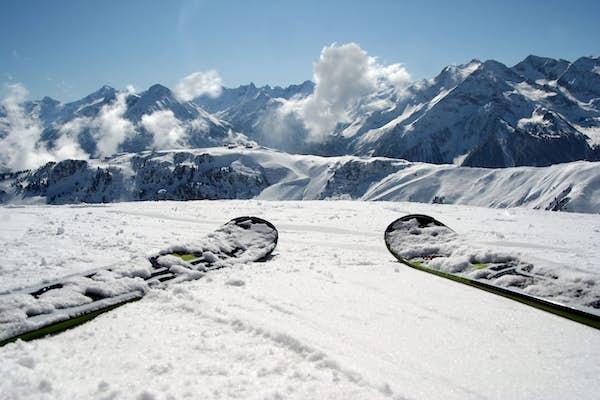 roadtrip i canada, ski