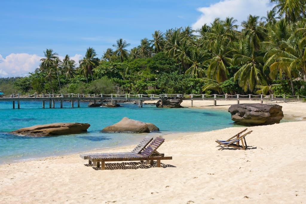 Thailand hoteller Koh Chang Koh Kood