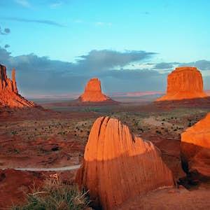 naturoplevelser i USA_Monument_velley