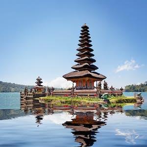 rejse til bali tempel