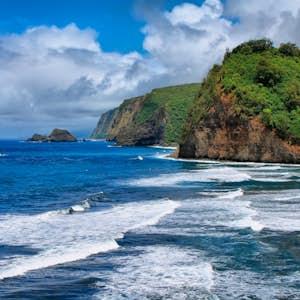 hvor er det varmt i februar hawaii big island