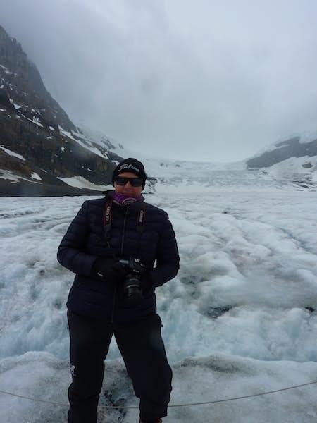 Canada Athabasca Glacier