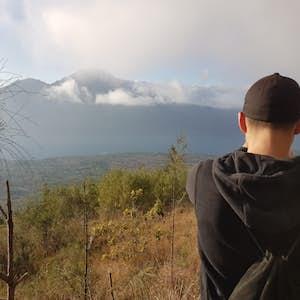 rejse til bali mt. batur trekking