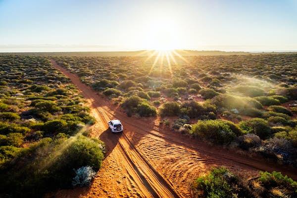 Australien kør-selv outback