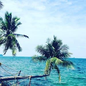 Singapore stop over sentosa island