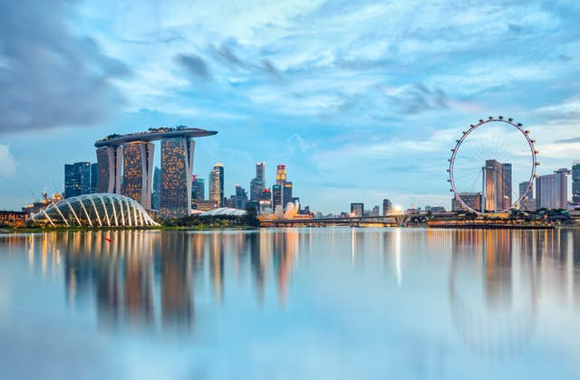 Billig dating sted i Singapore