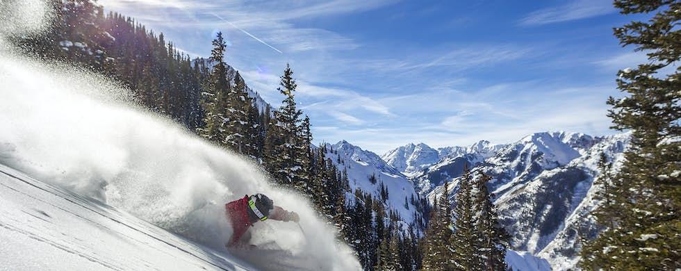 896ee33a1 Skisafari i USA - Oplev flere af USAs bedste skiområder på 1 skiferie