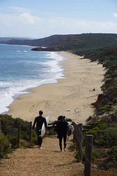 Surfing - Bells Beach