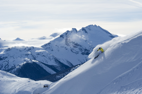 skiferie i whistler champagne powder