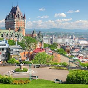 byer i det østlige canada quebec