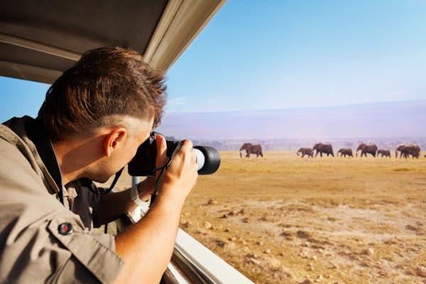 Kenya safari - Kili safari og Zanzibar