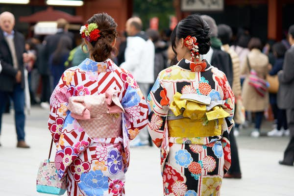 Japan storbyferie