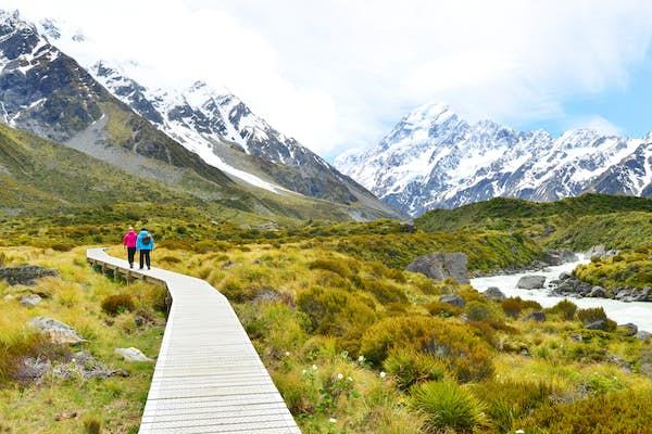 New Zealand kør-selv ferie