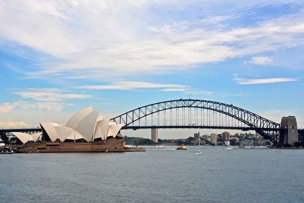 Kør-selv ferie Australien