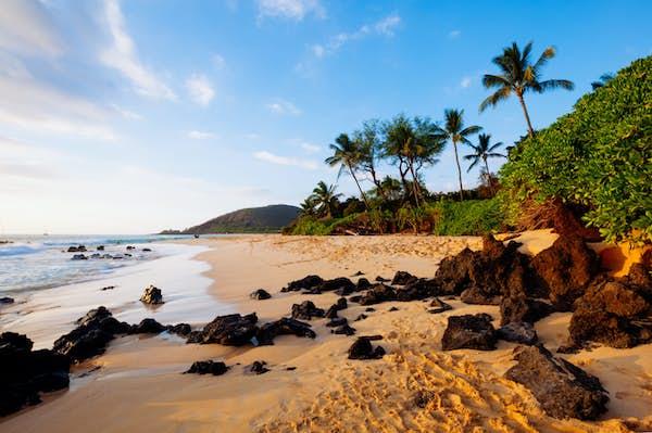 Hawaiis bedste strande, Makena Beach